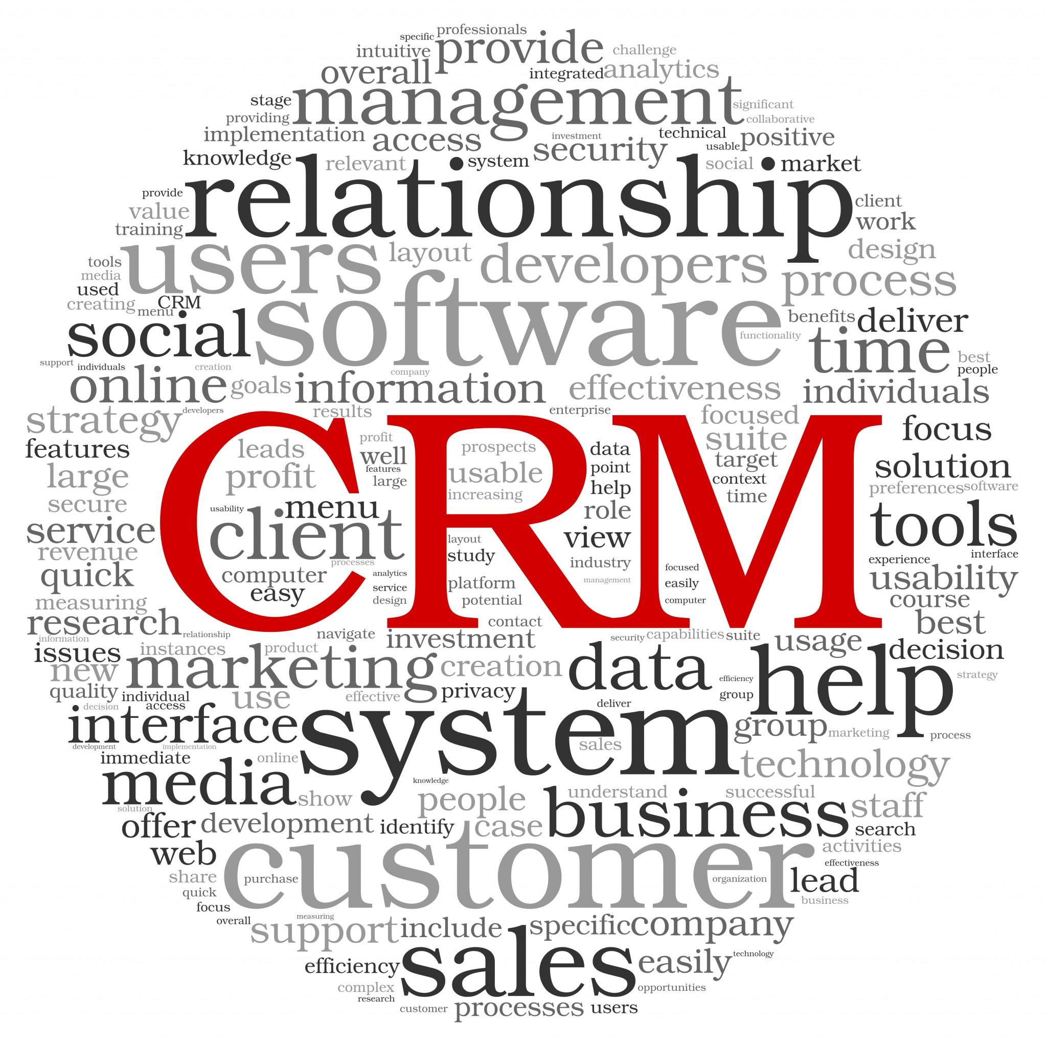 CRM. Gestionar y fidelizar al cliente.