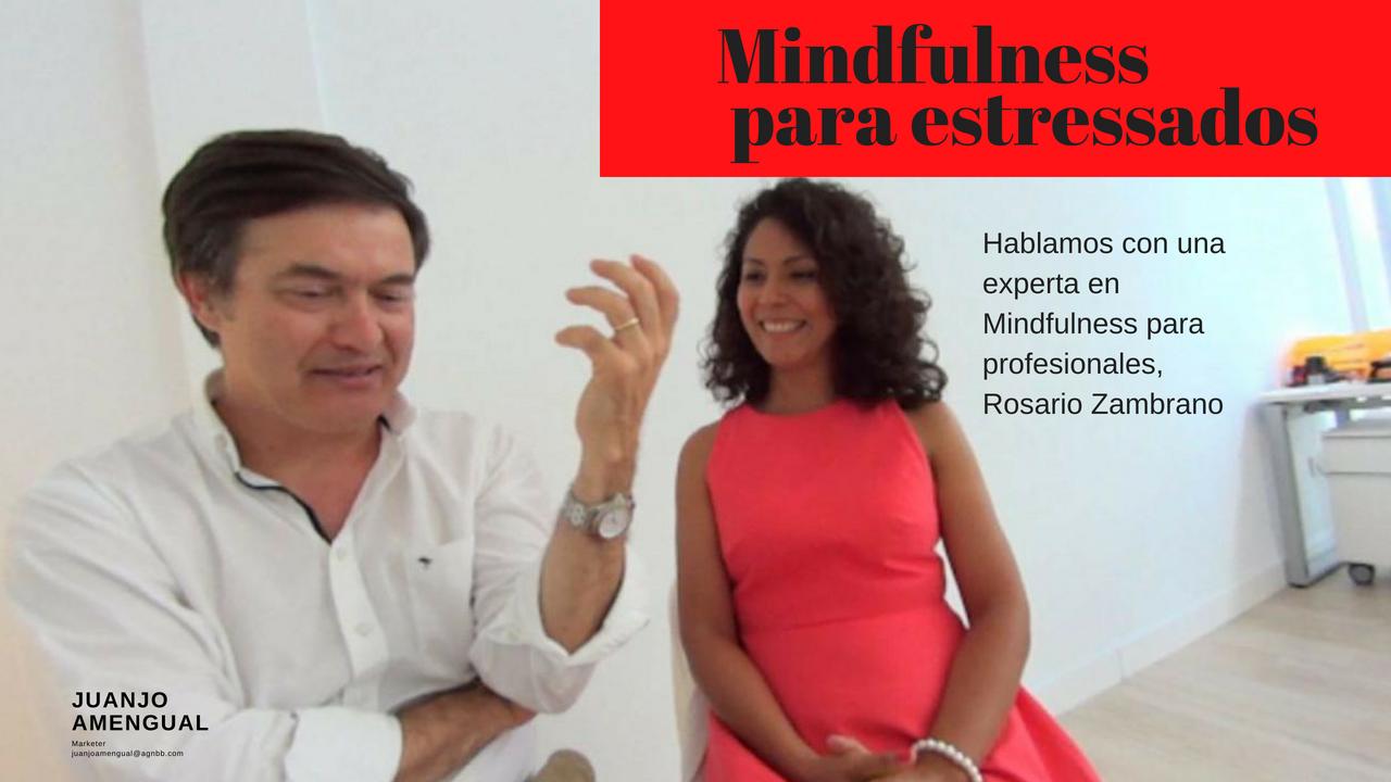 Cómo el mindfulness puede ayudar a un profesional