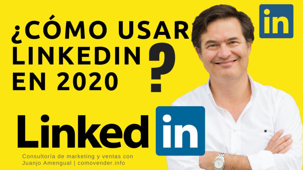 Cómo usar Linkedin para vender
