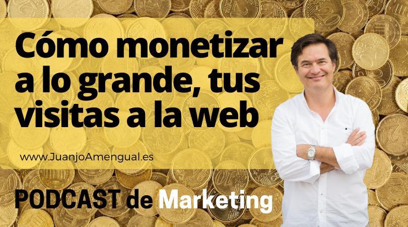 Cómo monetizar tu web, y ganar mucho dinero